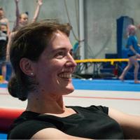 General fitness with adult gymnastics at Reach Gymnastics Pakenham and Emerald