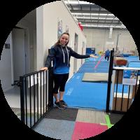 coach welcome at reach gymnastics pakenham