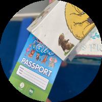 collect kindergym passport at reach gymnastics pakenham