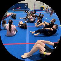 ninja zone strength and conditioning at reach gymnastics pakenham